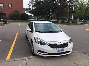 2014|Kia-Forte|Excellent Condition| 4 New all season tires |