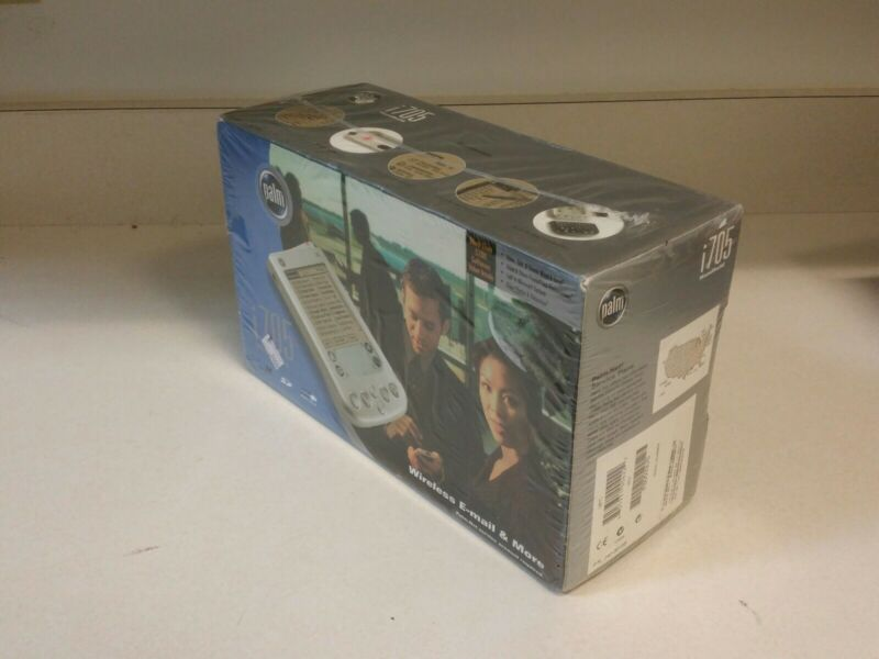 PALM i705 HANDHELD PDA Sealed New in Original Box