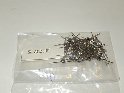 Ai301g Military Ga-as Switching Tunnel Diode.lot Of 10pcs.
