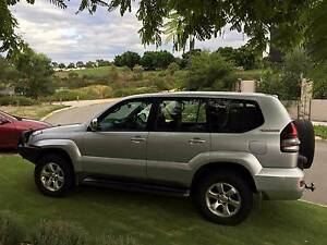 2005 Toyota LandCruiser Wagon Stirling Stirling Area Preview