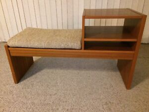 Teak Side Table Midcentury Excellent Condition