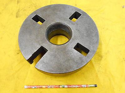8 Lathe Dog Drive Plate Face Driver Metal Engine Work Holder Tool 2 1116-6tpi