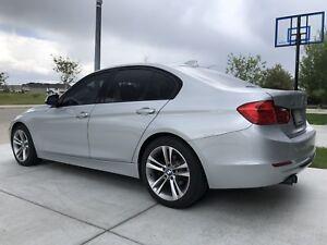 2013 BMW 328I X-Drive Sport Clean Carproof BMW Canada Warranty
