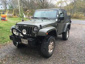 2015 Jeep Wrangler Sahara 2dr