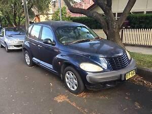 2001 Chrysler PT Cruiser Hatchback Crows Nest North Sydney Area Preview