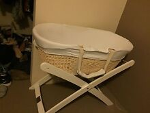 Moses basket & stand cheap Morley Bayswater Area Preview