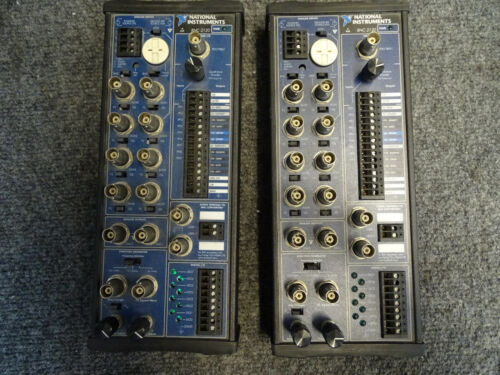 One Genuine National Instruments BNC-2120 Connector Block w/ Function Generator