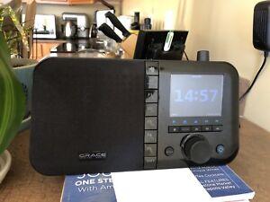 Grace Digital Mondo Internet Radio