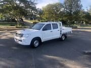 Toyota Hilux 4x2 sr model 2010 model Cooktown Cook Area Preview