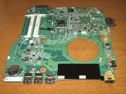 NEW!! GENUINE HP 15-F387WM 15-F SERIES AMD A8-7410 2.2GHz MOTHERBOARD 846803-601