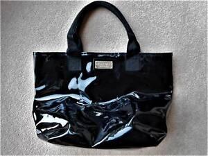 Black Seafolly Tote Bag