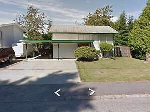 House for Rent Abbotsford April 1st