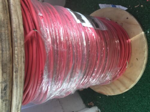 16/4 Solid Non Shielded FPLP Plenum Fire Alarm Cable 1,000 ft