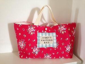 Cath Kidston Knitting Bags