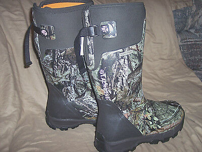 09efb14b7d3 Womens 11 Hunting Boots Insulated Snow Boots Waterproof LaCrosse Rubber  Boots