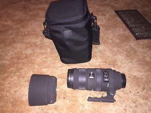 Sigma 120-400 4.5-5.6 OS for Canon