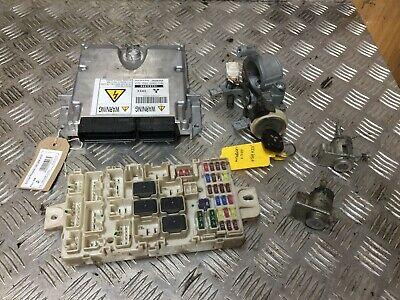 MITSUBISHI L200 2.5 DI-D ECU Set With Ignition 1860A898  A141