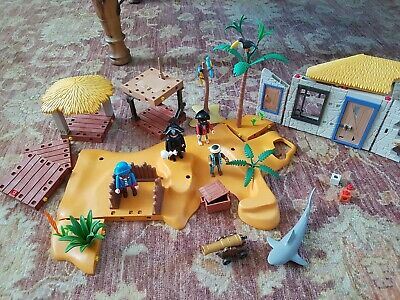 Playmobile Pirates Island Playset