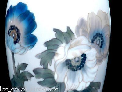 BING & GRÖNDAHL Denmark Porzellan Vase im Jugendstil wie Royal Copenhagen