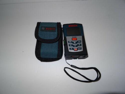 Bosch GLR 225 Laser Distance Measurer with case