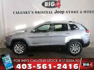 2014 Jeep Cherokee Limited | 4X4 | No Accidents | Pano Sunroof