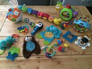 0-6month old toys Ipswich Ipswich City Preview