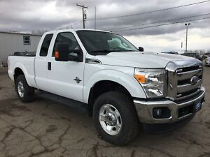 2011 Ford F-250 XLT Low KM's | Local Trade | 6.7 Diesel