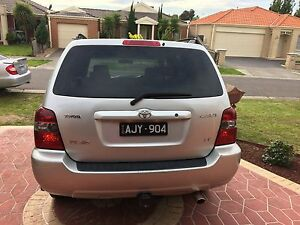 2005 Toyota Kluger Wagon Roxburgh Park Hume Area Preview