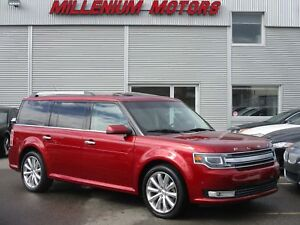2014 Ford Flex LIMITED AWD / NAVI / B.CAM / SUNROOF / 7-PASS