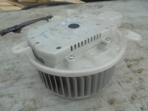 LEXUS IS220-D 2.2 D4D BLOWER FAN (272600-0322) TO FIT 2006 TILL 2010