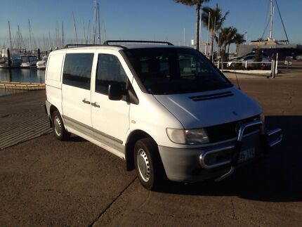 Mercedes vito 2002 112cdi Manly Brisbane South East Preview