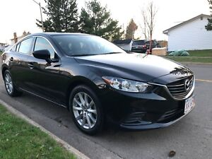 2016 Mazda 6 (MINT COND + UNLIMITED KM WARRANTY TIL NOV 2020!!!)