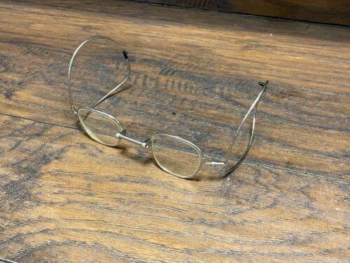 Vintage UNUSUAL Steampunk Eye Glasses from Optometrists Doctors Estate Optical