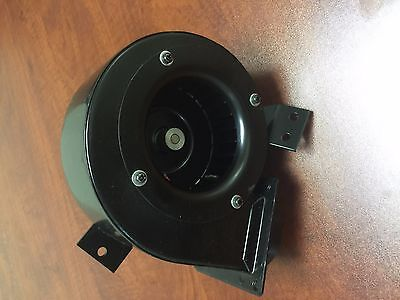 Centrifugal Dc Blower Fan 24v Zhf247 3200 Rpm Brand New Overstocked With Mount