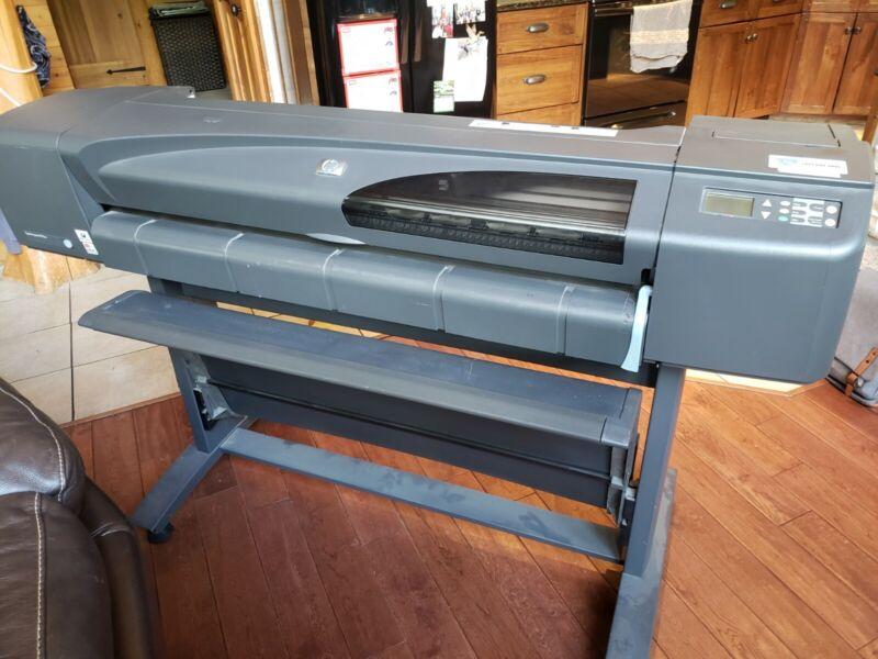HP Designjet 800 ps Printer Plotter Inkjet Large-Format