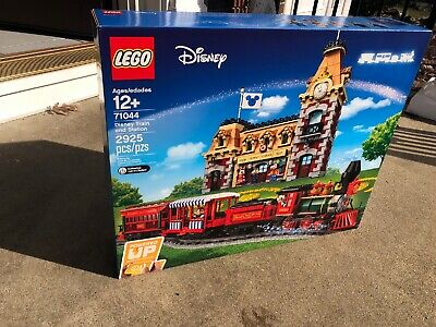LEGO Disney 71044 Train and Station New Factory Sealed
