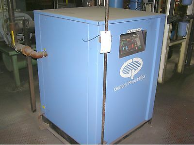 General Pneumatics Model Tkf400a Refrigerated Air Dryer 400 Scfm