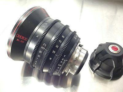 RED Pro Zoom 18-50mm f2.8 PL Mount Cine Lens