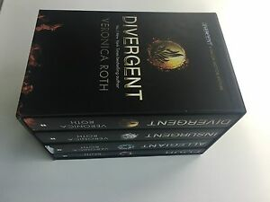 Divergent book series Bulimba Brisbane South East Preview
