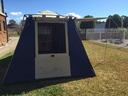 Oz Tent Tourer Twin Penrith Penrith Area Preview