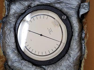 Heise 60000 Psi 12 Inch Pressure Gauge -0.1 Accuracy