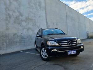 2004 Mercedes-Benz M-Class 350 CLASSIC (4x4) Kenwick Gosnells Area Preview