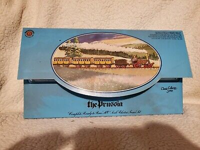 Bachmann The Prussia HO Scale Classic Collector Series Train Set - NIB