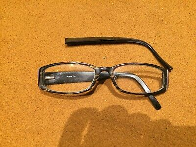 Damenbrille, defekt, für Ersatzteile