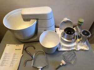 Braun Mixer and meat Grinder