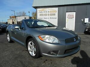 Mitsubishi Eclipse Spyder GS 2009 ***MAGS 18POUCES***