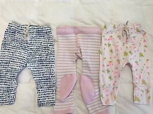 BONDS pants 0-3 month old baby girl Camp Hill Brisbane South East Preview