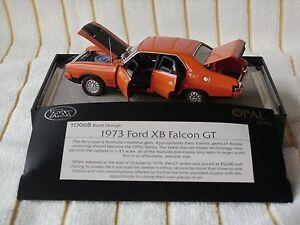 Trax 1/43  Opal T006B 1973 Ford XB Falcon GT