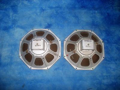 "Fullrange 8"" 20cm AlNico Dual Cone Speaker Philips for Klang+Film"