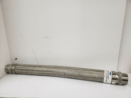 "Hose Master MB-316 / CA316A Braided Stainless Steel Hose 2"" x 30"""